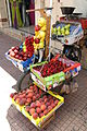 Still Life with Fruit-Laden Bike - Medina (Old City) - Rabat - Morocco.jpg