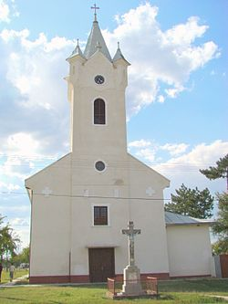 Stiuca Roman Catholic Church.JPG