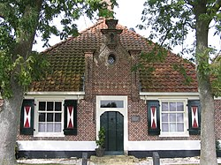 Historic farm near Egmond-Binnen