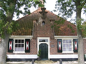 Egmond-Binnen - Historic farm near Egmond-Binnen