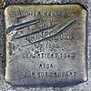Stolperstein.Lichtenberg.Frankfurter Allee 172.Max Wartenburg.4807.jpg