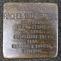 Stolperstein Bocholt Königstraße 9 Rachel Blumenthal.jpg