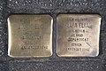 Stolperstein Duisburg 500 Altstadt Friedrich-Wilhelm-Straße 13 2 Stolpersteine.jpg