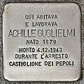 Stolperstein für Achille Guglielmi (Ancona).jpg
