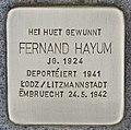 Stolperstein für Fernand Hayum (Grevenmacher).jpg