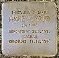 Stolperstein für Franz Furtner (St. Johann im Pongau).jpg