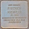 Stolperstein für Friedrich Krempler (Salzburg).jpg