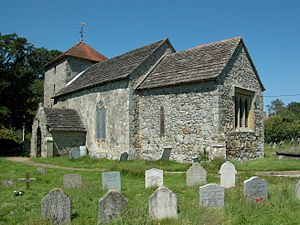 Stopham - Image: Stopham St Mary V South East