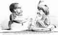 Strălucite padișahŭ, massala a Profetuluĭ, Ghimpele, 25 sept 1866.png