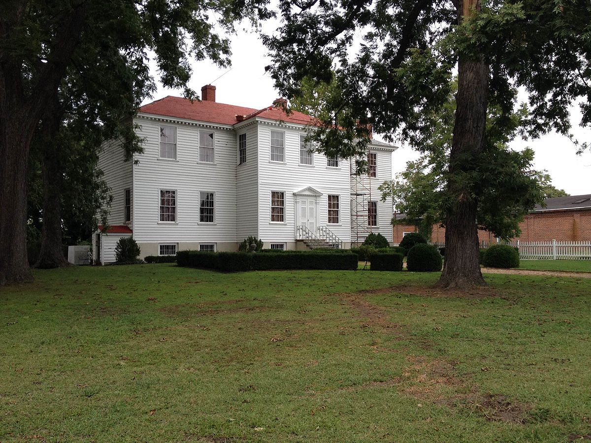 House Built Into Hill >> Strawberry Hill (Petersburg, Virginia) - Wikipedia