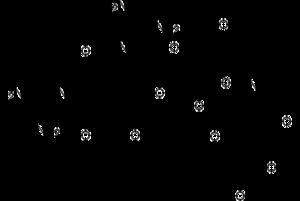 Tuberculosis management - Image: Streptomycin structure