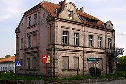 Strzelno, dom, pocz. XX