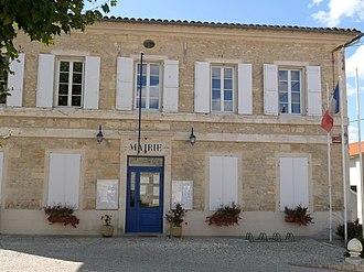 Saint-Seurin-de-Cadourne - Town hall