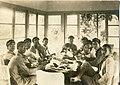 Students of Taihoku High School eating lunch.jpg
