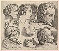 Studies of Heads MET DP819523.jpg