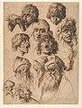 Study of Eleven Heads MET DP131502.jpg