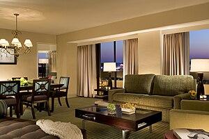 Hilton Orlando Lake Buena Vista - Image: Suite 964