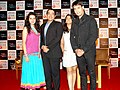 Sukirti Kandpal Ekta Kapoor Vivian Dsena from the launch of Pyaar Kii Ye Ek Kahaani.jpg