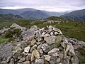 Summit Cairn, Great Crag - geograph.org.uk - 475016.jpg