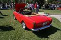 Sunbeam Tiger 1966 Convertible LSideRear Lake Mirror Cassic 16Oct2010 (14690509509).jpg