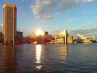 Baltimore metropolitan area Metropolitan area in Maryland, United States