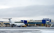 Surgut International Airport-Characteristics-Surgut IMG 2746 (8157060286)