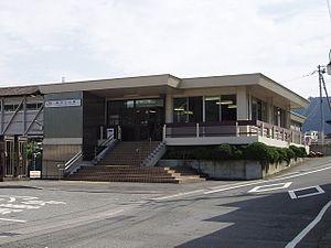 Suruga-Oyama Station - Image: Suruga Oyama Sta