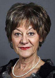 Susanne Leutenegger Oberholzer Swiss politician