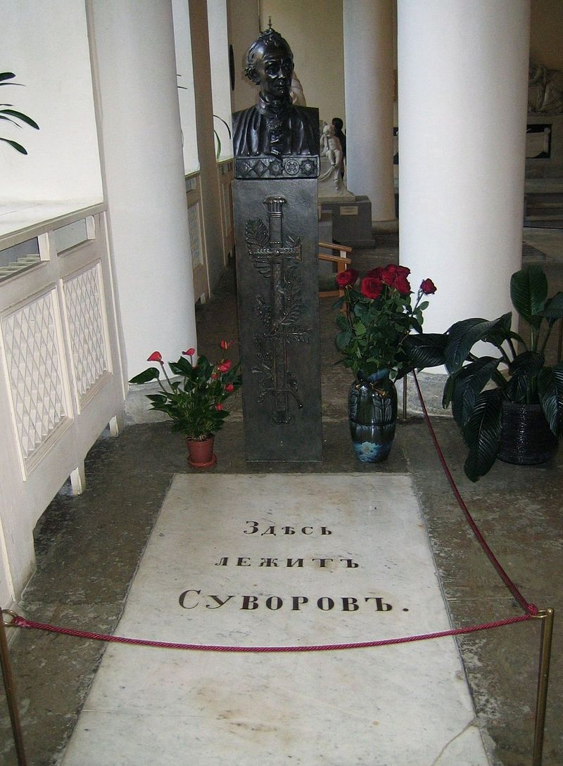 https://upload.wikimedia.org/wikipedia/commons/thumb/4/42/Suvorov_Grave_Down.JPG/800px-Suvorov_Grave_Down.JPG