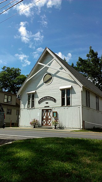 Sylvan Beach, New York - Sylvan Beach Union Chapel