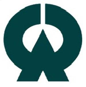 Ōtoyo, Kōchi - Image: Symbol Otoyo Kochi