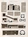 Syout (Asyût) (Lycopolis). Plans, coupes, élévation et détails de divers hypogées (NYPL b14212718-1268142).jpg