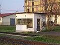 Szarvas vasútállomás mérlegház.JPG