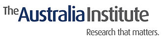 The Australia Institute - Image: TAI with tagline blue