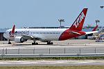 TAM Linhas Aéreas, PT-MOH, Boeing 767-316 ER (20182454865).jpg