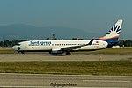 TC-SEE Boeing 737-8CX (W) B738 - SXS (29376997983).jpg