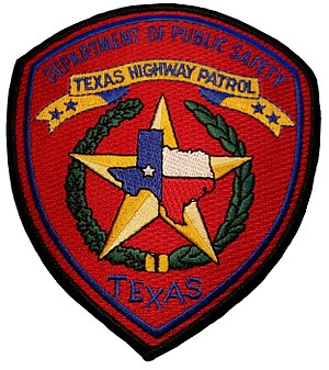 Texas Highway Patrol - Texas Highway Patrol Patch
