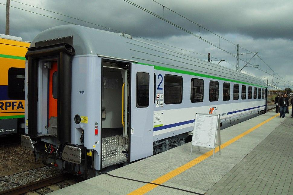 TRAKO 2013 w Gdańsku – wagon 168A