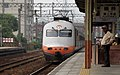 TRA E1046 into Plaform 2, Nanzi Station 20130421.jpg