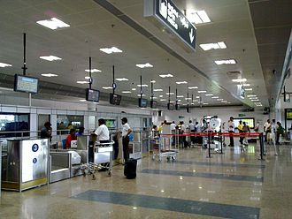 Tiruchirappalli International Airport - Check In Counters