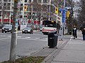 TTC bus 7700 on the Esplanade, 2014 12 28 -k (15971245240).jpg