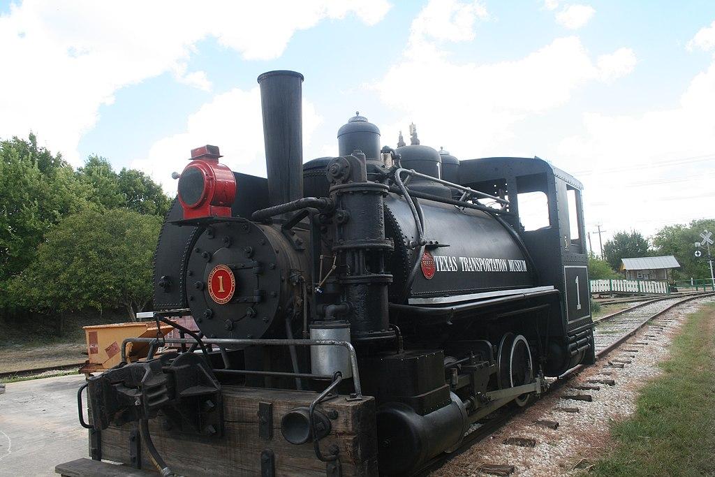 Texas Transportation Museum - Virtual Tour