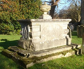 Table Tomb at St Margaret's Church, Ifield (IoE Code 363398).jpg