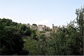 Tuteca vidpunkto de Taglio-Isolaccio
