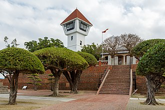 Tainan - Anping Fort (site of the Fort Zeelandia)