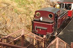 Taliesin at Tan-y-Bwlch railway station (8316).jpg
