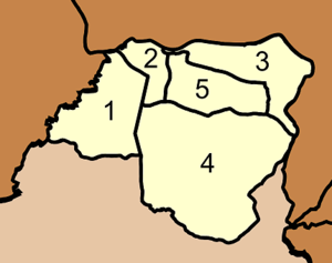 Ratsada District - Map of Tambon