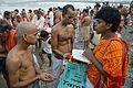 Tarpan - Jagannath Ghat - Kolkata 2012-10-15 0607.JPG