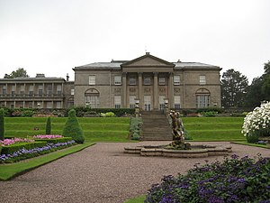 History of Cheshire - Tatton Hall