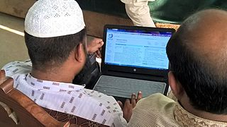 Teachers in Wikipedia Workshop Rajshahi 05.jpg